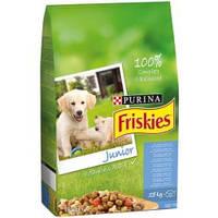 Корм для собак Friskies junior 15 кг,от Purina.