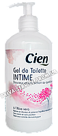Гель для интимной гигиены Cien Gel de Toilette INTIME, 500 ml