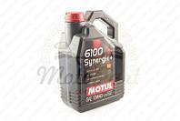 "Масло автомобильное, 4л ""MOTUL"" (синтетика, 10W-40, 6100 Synergie+) #101491 (код товара A-1316)"