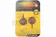 Колодки тормозные велосипедные (дисковые) Avid Ball Bearing 5 (mod:SBP-1018) (код товара K-3667)