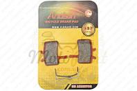 Колодки тормозные велосипедные (дисковые) Avid Hydraulic Juicy 5 and 7, Ball Bearing 7 (mod:SBP-1019) (код товара K-3668)