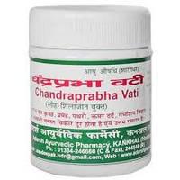 Фитопрепарат для мочеполовой системы Чандрапрабха Вати 40 грамм