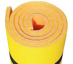 Коврик для спорта «PREMIUM-12» 1800х600х12мм (Двухслойный)