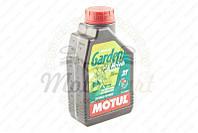 "Масло 2T, 1л ""MOTUL"" (полусинтетика, для садовой техники, HI-TECH) #102799 (код товара C-2082)"