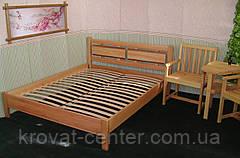 """Кровать """"Магия Дерева"""" (200*200см.), массив - сосна, ольха, береза, дуб., фото 2"""