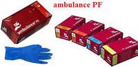 Перчатки резиновые Ambulance (S, М, L,XL.), фото 1