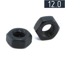 Гайка шестигранна клас міцності 12.0 DIN 934