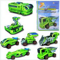 Конструктор на солнечной батарее Oxford 7в1 Автомобили