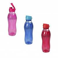 """Бутылка для воды с поилкой  """"Олимпия"""" 750 мл."""