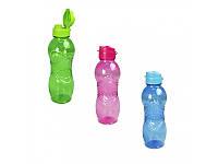 """Бутылка для воды с поилкой  """"Матрикс"""" 750 мл."""