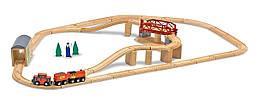 Детская железная дорога Melissa&Doug (MD704)