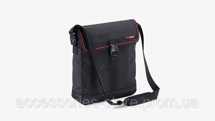 Наплечная сумка Volkswagen Shoulder Bag, GTI, Black