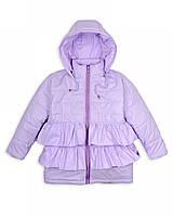 Детская куртка Lilu Girl  весна-осень 1-2, 2-3, 3-4, 4-5 лет