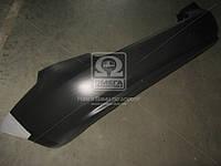 Бампер задний, запчасти кузова на иномарки CHEVROLET AVEO T200 2004-06 (пр-во TEMPEST)