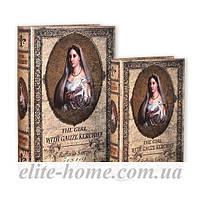 """Книга-шкатулка """"Картина Рафаэля"""" на магните набор 2в1 330-16"""