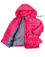 Детская куртка Berry Girl весна-осень 1-2, 2-3, 3-4, 4-5 лет