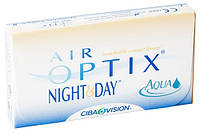 Линза контактная мягкая Air Optix Night&Day Aqua