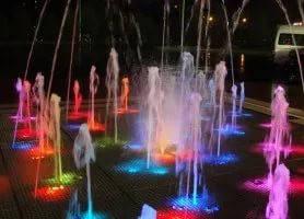 Светодиодный RGB светильник для фонтанов, бассейнов, аквариумов , фото 2