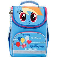 Рюкзак для девочек школьный каркасный (ранец) 501 My Little Pony-2 LP17-501S-2 Kite