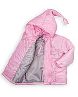 Детская куртка Gnome Rose весна-осень 1-2, 2-3, 3-4, 4-5 лет.