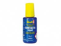 Жидкий клей Contacta Liquid, cement 18г с кисточкой в крышке, Revell (39601)