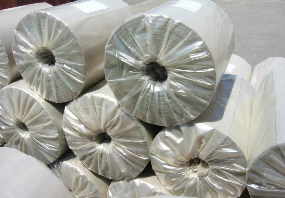 Плёнка термоусадочная вторичная 400 мм х 70 мкм