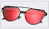 Солнцезащитные очки женские AOFLY поляризованные. Красные, фото 2