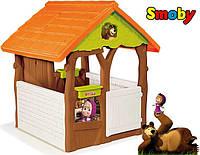 """Игровой домик Smoby  """"Маша и Медведь"""""""