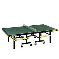 Професиональный теннисный стол для помещений синий Donic Indoor Persson 25