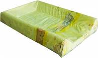 Пеленальная доска с подголовником,  50х80 см. Maltex (6051)