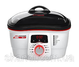 Многофункциональная кухонная машина CONCEPT CK-9090  8 в 1