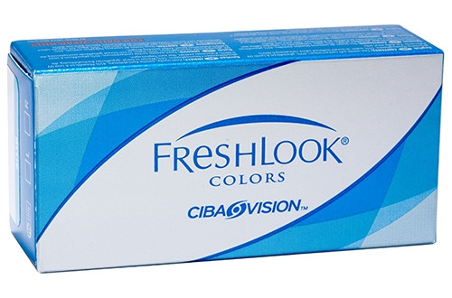 Линза контактная мягкая FreshLook Comfort Colors - Royal Optika в Киеве