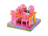 Детская столовая 967 стол и стулья