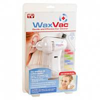 Прибор для чистки ушей WaxVac (Доктор Вак)!Акция
