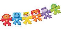 """Развивающая игрушка-конструктор """"Красочные животные"""" Sensory (005207S)"""