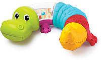 Развивающая игрушка-конструктор Кроко Sensory (005179S)