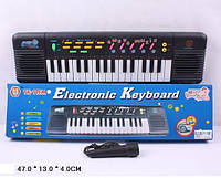 Орган детский 32 клавиши, с микрофоном, радио, TX-950A