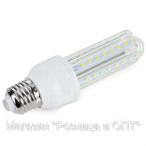 Лампочка LED LAMP E27 7W Длинная 4018!Акция, фото 2