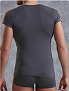 Мужская футболка Doreanse Sportive 2544 Антрацит, фото 2