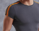Мужская футболка Doreanse Sportive 2544 Антрацит, фото 3
