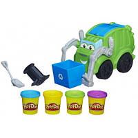 Набор пластилина Дружелюбный Рауди Play-Doh Hasbro A3672