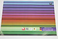 Бумага для творчества, А4, альбом 60л, 10цветов, ТМ INTERDRUK , rv0037042