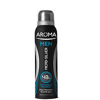 Антиперспирант аэрозоль  AROMA MEN INVISIBLE POWER 150 мл
