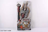 Рыцарский набор, меч, доспехи, шлем, 6903-6904-6906