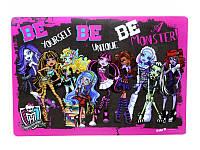 """Подкладка настольная """"Monster High"""" 42,5x29 см, PP, ТМ Kite,  MH13-207K"""
