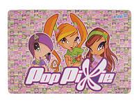 """Подкладка настольная """"Pop Pixie"""" 42,5x29 см,  ТМ Kite,  PP13-207K"""