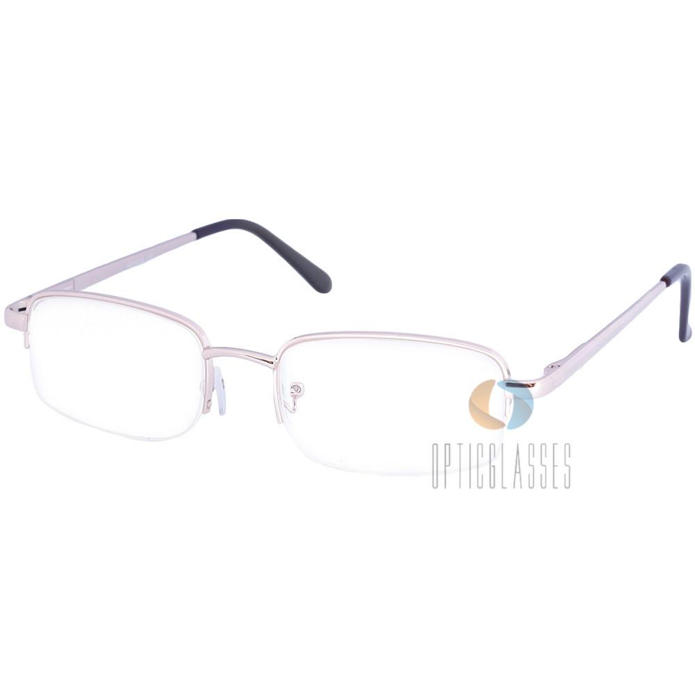 Очки для зрения Leon King 5005 полуоправа стильная