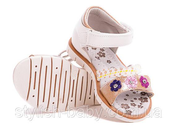 Детская обувь оптом. Детские босоножки бренда С.Луч для девочек (рр. с 26 по 31), фото 2