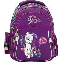 Рюкзак школьный для девочки 522 My Little Pony LP17-522S Kite