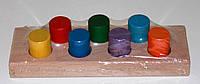 Вкладыши-цилиндры цветные, РУДI, Ду-50